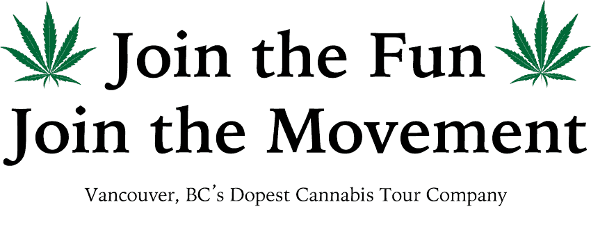 Join In The Fun - The Movement Cannabis Tours